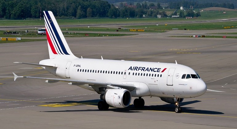cheap flights with air france