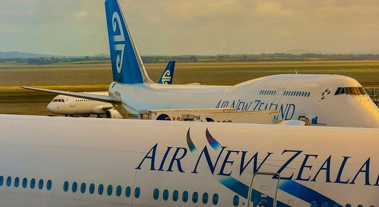 air newzealand flights