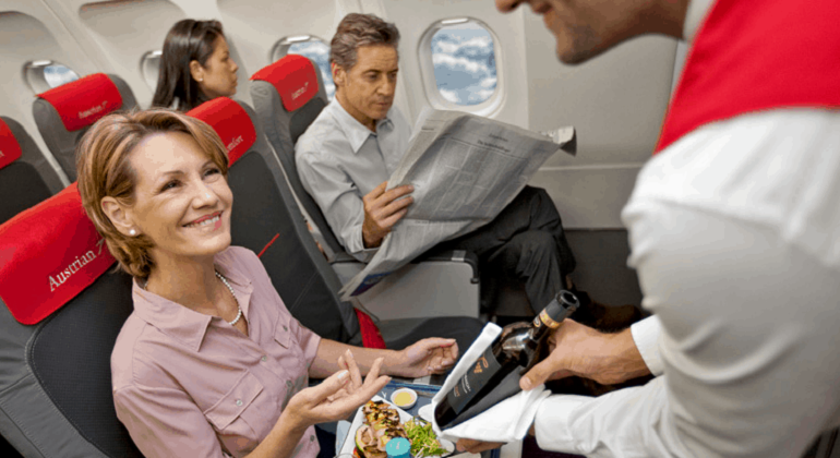 cheap flights with austrian airlines
