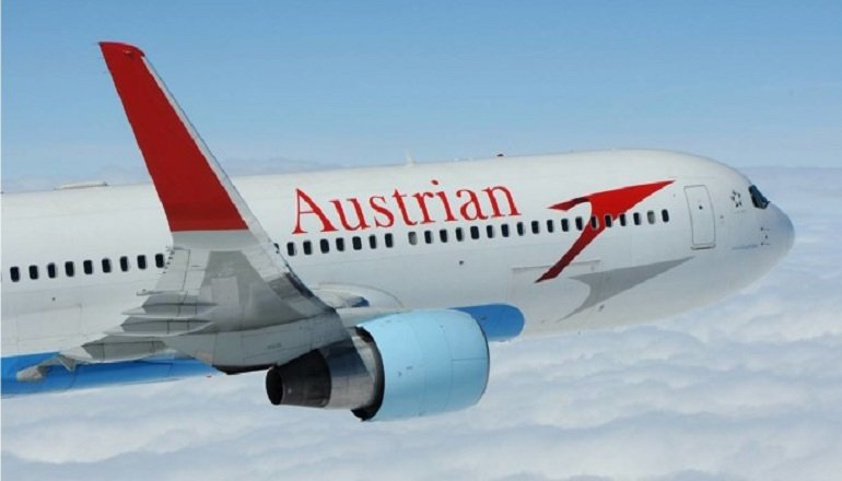 flights from london to austrian airlines