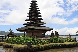 best flights london to indonesia