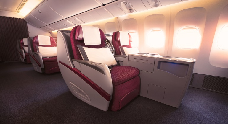 cheap flights from london with qatar airways